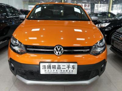 大众 POLO  Cross 1.6图片