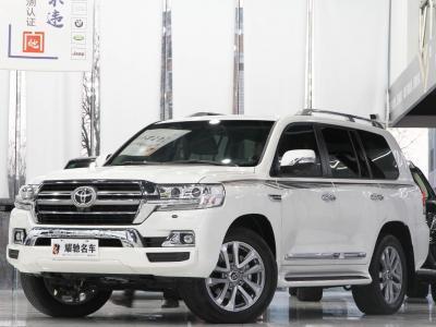 豐田 蘭德酷路澤 豐田2020款 蘭德酷路澤 4.0L GX-R 八氣 底掛 遙啟(中東)
