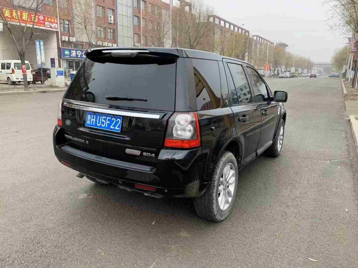 路虎 神行者2  2010款 2.2 TD4 自动SE柴油版图片