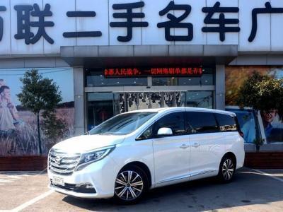 2019年1月 广汽传祺 GM8 320T 尊贵版图片