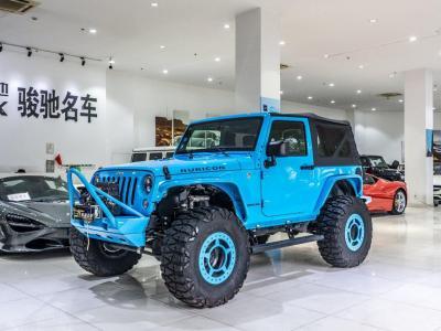 2018年5月 Jeep 牧马人(进口) 3.6L Rubicon 两门舒享版图片
