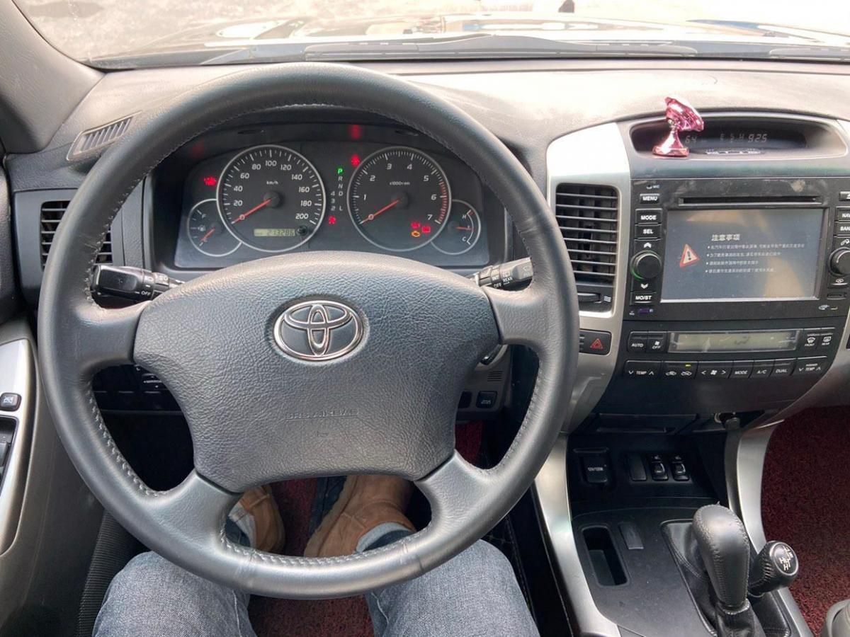 豐田 普拉多  2006款 4.0L 自動VX NAVI版圖片