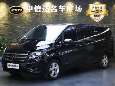 2019年3月 奔驰 威霆 2.0T 商务版 国VI图片