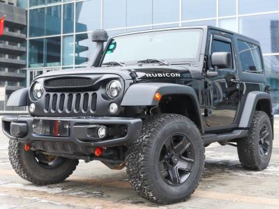 2015年8月 Jeep 牧马人(进口) 3.6L Rubicon 两门版图片