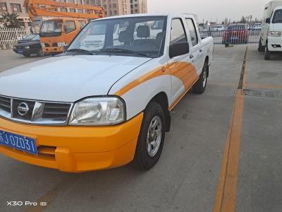 日產 D22  2011款 2.4L汽油兩驅高級型圖片