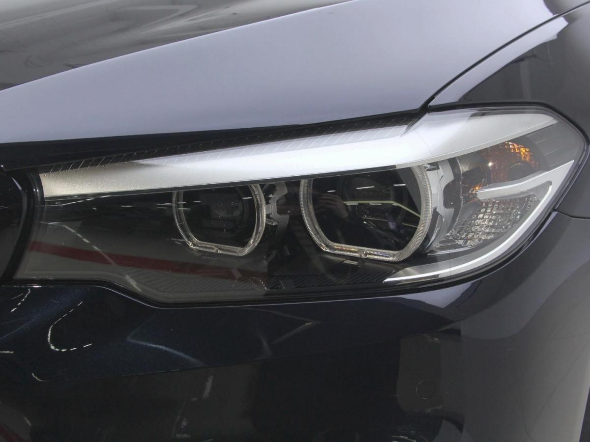 宝马 宝马5系  2019款 530Li 领先型 M运动套装图片