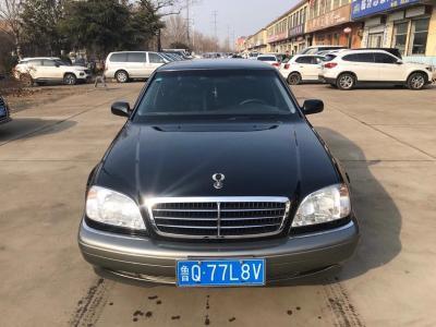 双龙 主席  2002款 2.8 CM500S