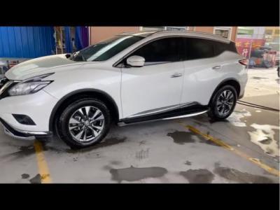 日产 楼兰  2017款 2.5L XE 两驱精英版