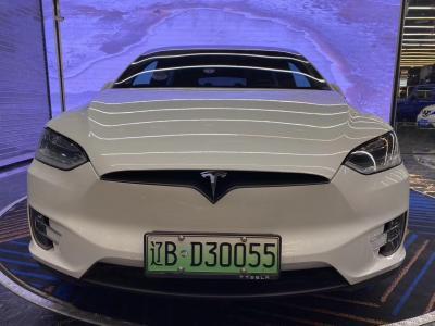 2018年9月 特斯拉 Model X Model X 100D 长续航版图片