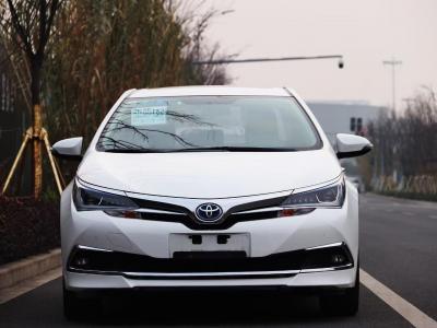2018年1月 丰田 卡罗拉 改款双擎 1.8L E-CVT精英版图片