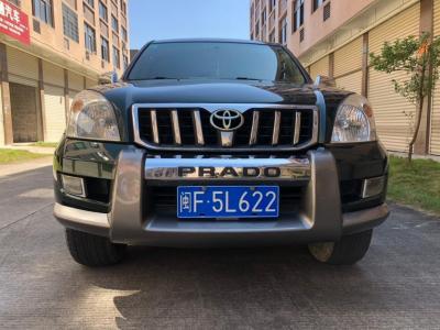 丰田 普拉多  2004款 VX 4.0图片