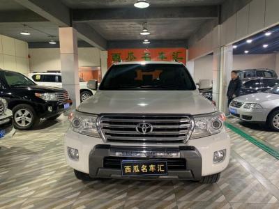 丰田 兰德酷路泽  2012款 4.6L 自动VX-R