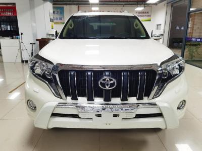 2014年6月 丰田 普拉多(进口) 2.7L 自动豪华版图片