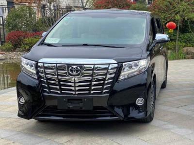 丰田 埃尔法  2015款 3.5L 豪华版