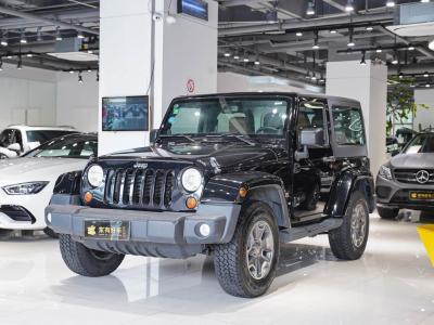 2014年4月 Jeep 牧马人(进口) 3.6L Sahara 两门版图片