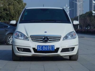 奔驰 A级  A160 1.5L CVT图片