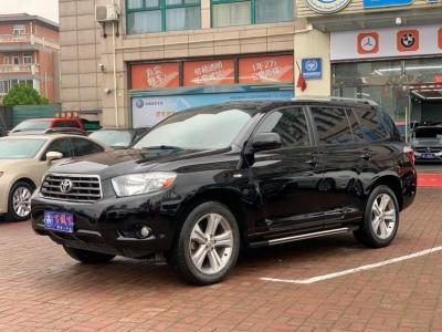 2010年11月 丰田 汉兰达 3.5L 四驱7座豪华版图片