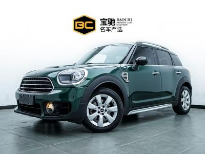 2018年4月 MINI COUNTRYMAN 1.5T COOPER 经典派图片