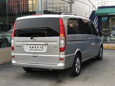 2008年8月 奔驰 奔驰唯雅诺(进口) Viano 3.2L图片