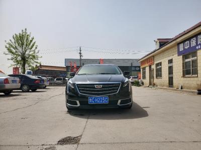 2018年5月 凯迪拉克 XTS 28T 豪华型图片