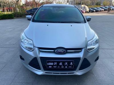 福特 福克斯  2012款 三廂 1.6L 自動舒適型