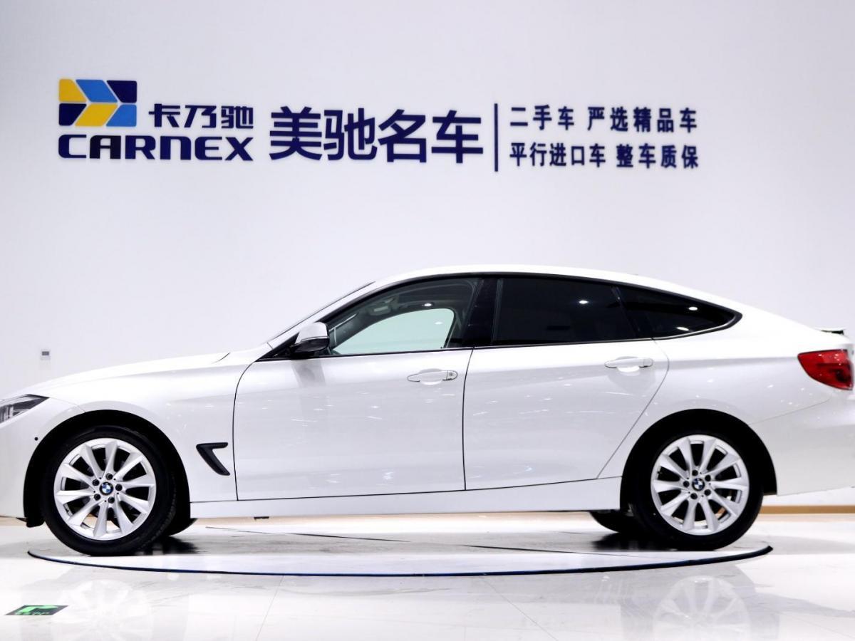 宝马 宝马3系GT  2018款 320i 时尚型图片