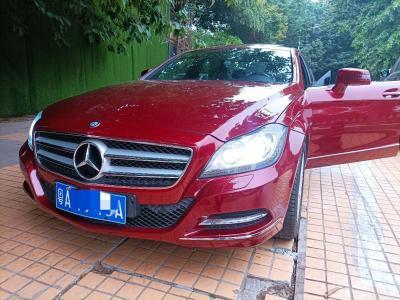 2012年11月 奔驰 奔驰CLS级(进口) CLS 300 CGI图片