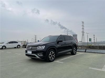2019年4月 大众 途昂 380TSI 四驱豪华版 国V图片