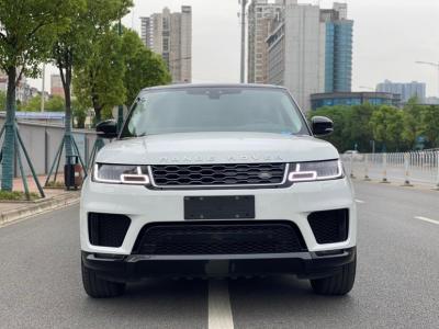 2019年7月 路虎 揽胜运动版新能源(进口) P400e HSE图片