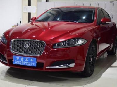 捷豹 XF  2.0T 豪华版图片