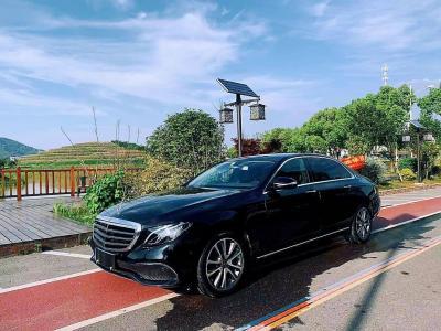 2019年7月 奔驰 奔驰E级  E 300 L 运动时尚型图片