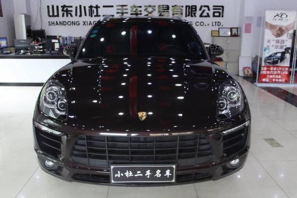 【青岛】2015年8月 保时捷 macan 2.0t 自动档