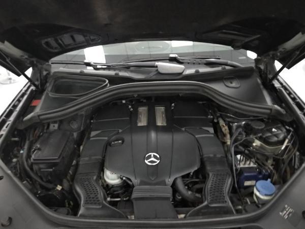2014款 奔驰M级(进口) ML320 4MATIC图片