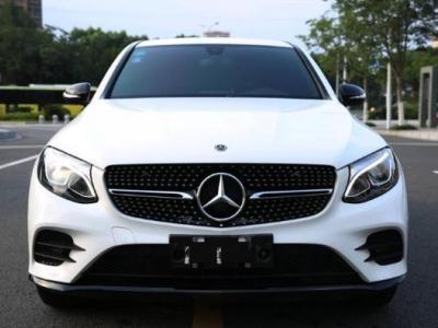 奔驰 GLC级  GLC200 Coupe 2.0T 4MATIC图片