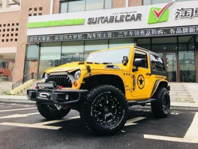 Jeep牧马人&nbsp2016款Sahara30.L两门版