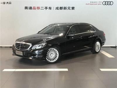 奔驰E级&nbspE260L 1.8T 豪华型