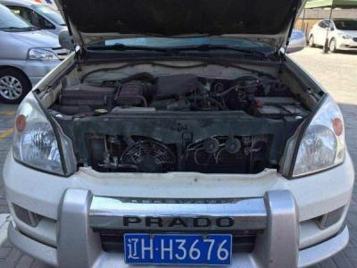 丰田 普拉多  2.7 中东版图片
