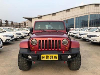 Jeep 牧马人  3.6L 四门