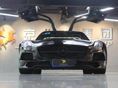 奔驰SLS&nbspSLS AMG 6.3L