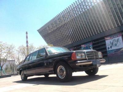 1995年1月 奔驰 奔驰E级(进口) 长春奔驰230E图片