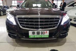 奔驰 S级  S400L 4MATIC 3.0T