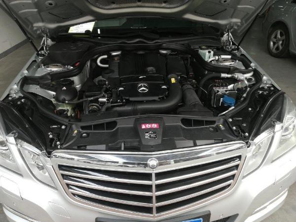 奔驰 2012款 奔驰E级 E260L CGI 时尚型图片
