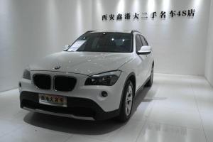 2012年8月   宝马 宝马X1
