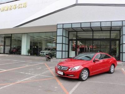 2011年7月 奔驰 奔驰E级(进口) E260 CGI Coupe 1.8T图片