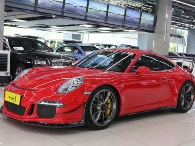 保时捷 911  2013款 GT3 3.8L 3.8L