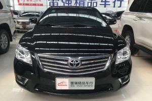 2011年10月 丰田 凯美瑞 2.4 240G 豪华型周年纪念版