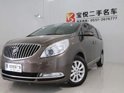 2013年6月 别克 GL8 豪华商务车 3.0 XT旗舰版