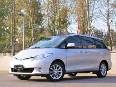 丰田 普瑞维亚  2012款 2.4L CVT 豪华型图片
