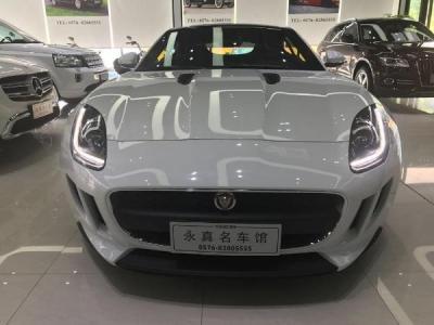 捷豹 F-Type  Coupe 3.0T图片