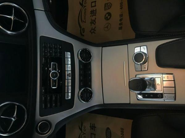 奔驰 SL级  SL350 3.5 时尚型图片